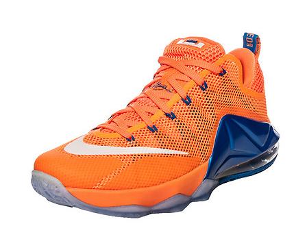 橘色耐克鞋子搭配