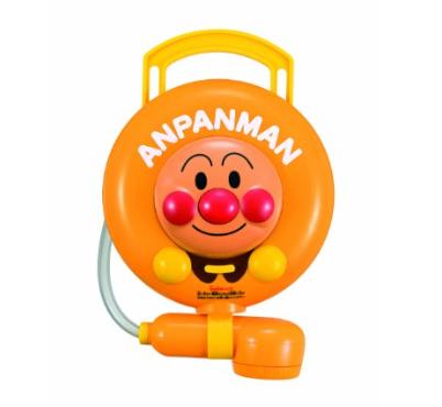 这款anpanman面包超人婴幼儿淋浴花洒玩具,以面包超人为原型,非常可爱