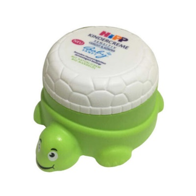 可爱的小乌龟造型,超级呆萌有木有,这款面霜富含有机杏仁油精化,有效