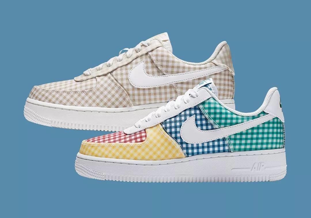 巨美的新款球鞋,每个都有夏天的味道